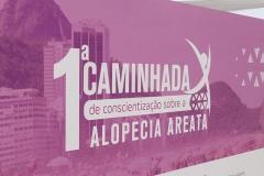 1ª Caminhada de Conscientização da Alopecia Areata