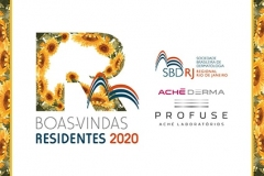 Boas-Vindas Residentes 2020